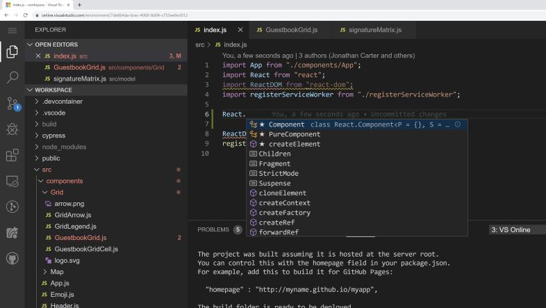 """开发者""""福音"""",微软发布Visual Studio Online"""