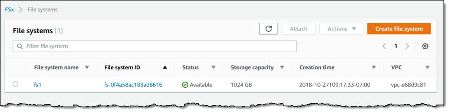 适用于 Windows 文件服务器的 Amazon FSx,快速、完全托管、安全的服务