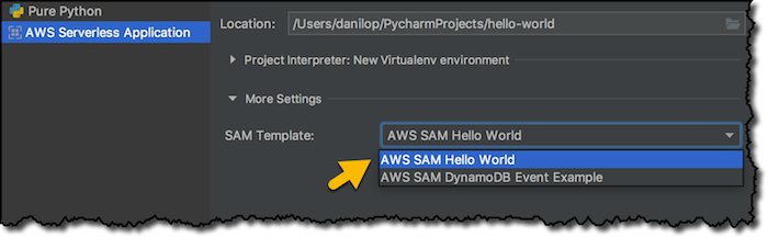 AWS Toolkits for PyCharm、IntelliJ(预览版)和 Visual Studio Code(预览版)
