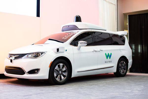 Google在自驾车领域迈出新一步:推出新专利Uber-Killer