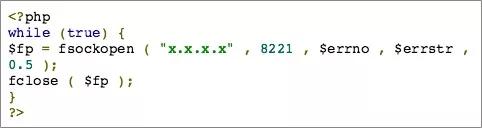 TCP连接的99号和110号错误