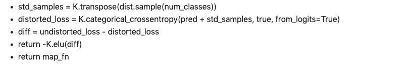 构建贝叶斯深度学习分类器