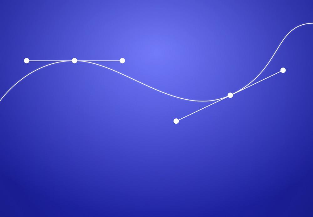 贝塞尔曲线在iOS端的绘图实践