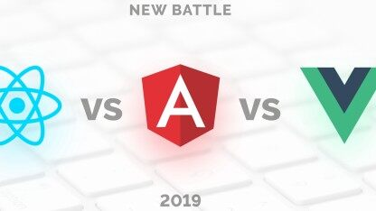 React vs Angular vs Vue.js——2019该选谁?(更新版)