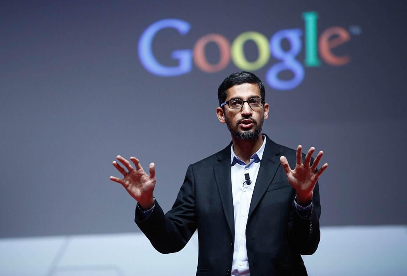 谷歌两位联合创始人退位:桑达尔·皮猜将统领Alphabet及谷歌