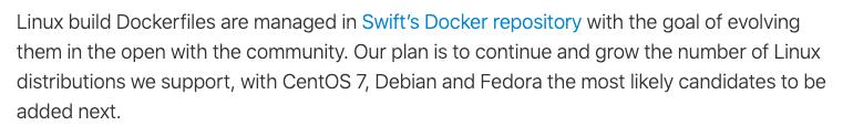 Swift 5.3将正式支持 Windows,香不香?