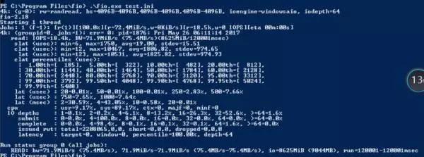 虚拟化环境下Windows IO性能调优