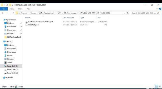 如何在Azure Stack中自定义虚拟机镜像?