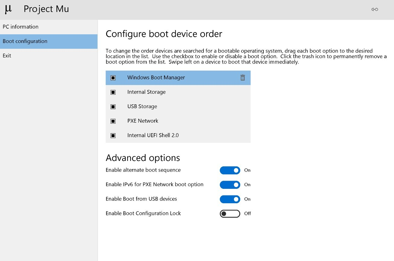 微软开源 Surface 设备和 Hyper-V 的 UEFI 内核