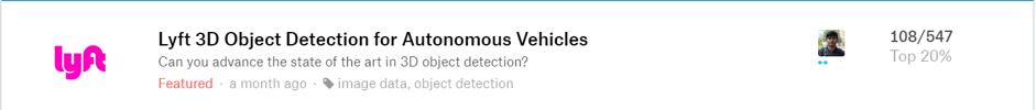 无人驾驶中的3D目标检测技术