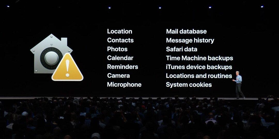 隐私和安全是macOS Mojave和Safari 12的第一要务