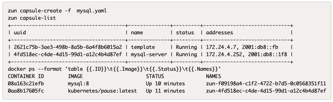 OpenStack容器服务Zun初探与原理分析