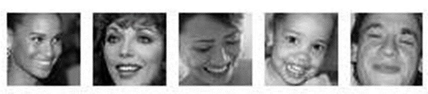 人脸表情识别研究