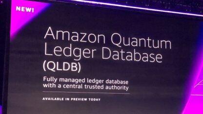 地位堪比S3!AWS开放了它最核心的数据库QLDB