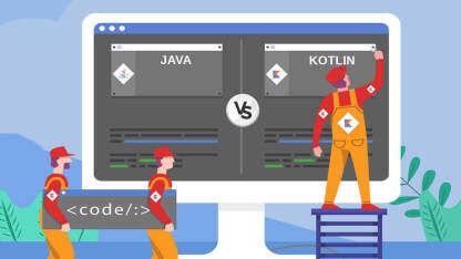 Java失宠,谷歌宣布Kotlin现在是Android开发的首选语言