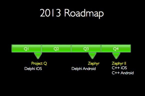 Delphi希望成为你的下一个跨平台编程语言,面向Windows、OS X、iOS及Android开发原生应用