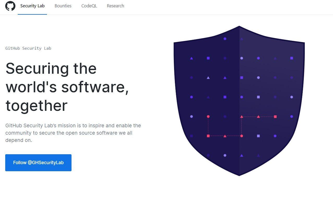 GitHub的雄心:推出安全实验室,共同保护全球代码