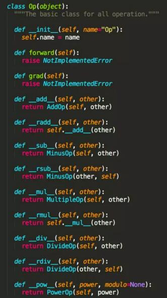 从算法实现到MiniFlow实现,打造机器学习的基础架构平台