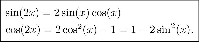 普林斯顿微积分读本(修订版)(20):三角学回顾 2.4