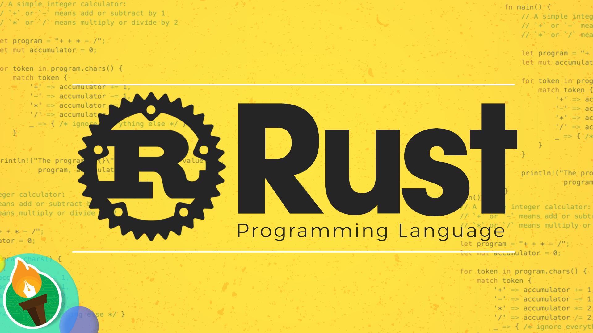 Rust Analyzer:一款旨在带来优秀IDE体验的编译器