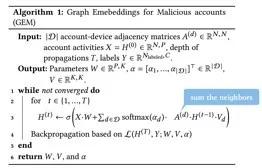 CIKM 18 | 蚂蚁金服论文:基于异构图神经网络的恶意账户识别方法