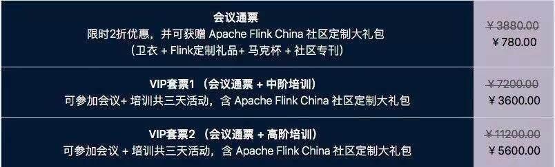 参加Apache Flink大会的5大理由