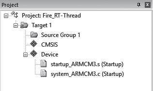RT-Thread内核实现与应用开发实战指南(6):新建RT-Thread工程——软件仿真 1.2.3