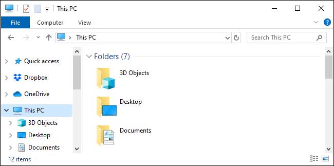 Windows 10上的那些应该被移除的功能