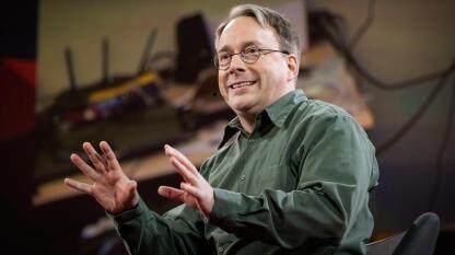 Linux之父:编程之美