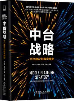 中台战略(一):从消费互联网到产业互联网