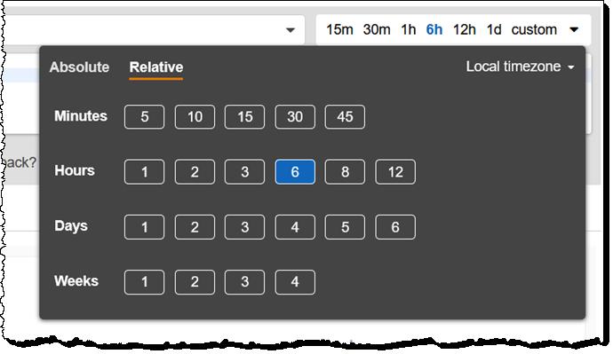 Amazon CloudWatch Logs Insights,快速交互式日志分析