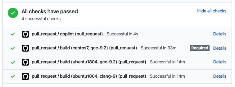 用GitHub Action搭建一套CI/CD系统