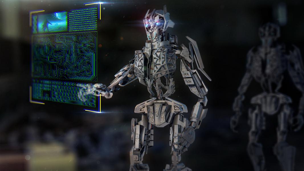 机器人和你对话时在想什么?