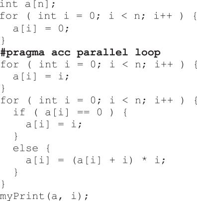 OpenACC高性能并行编程:概念与策略(14):OpenACC概述 1.4&1.5
