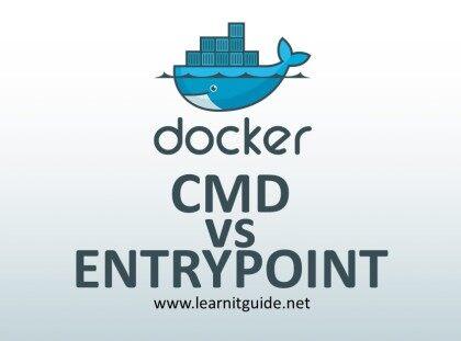 Docker 的 ENTRYPOINT 和 CMD 参数探秘