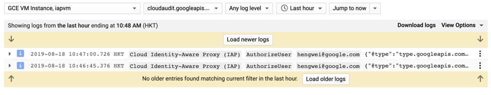 使用GCP的IAP功能实现VM无公网IP的SSH登陆