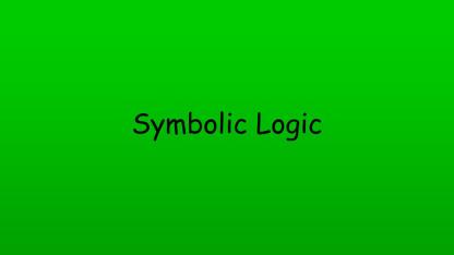 知识问答有多智能?一份符号逻辑评测集考考你