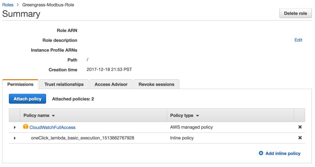 使用 AWS Lambda 和 AWS Greengrass 在边缘站点进行协议转换