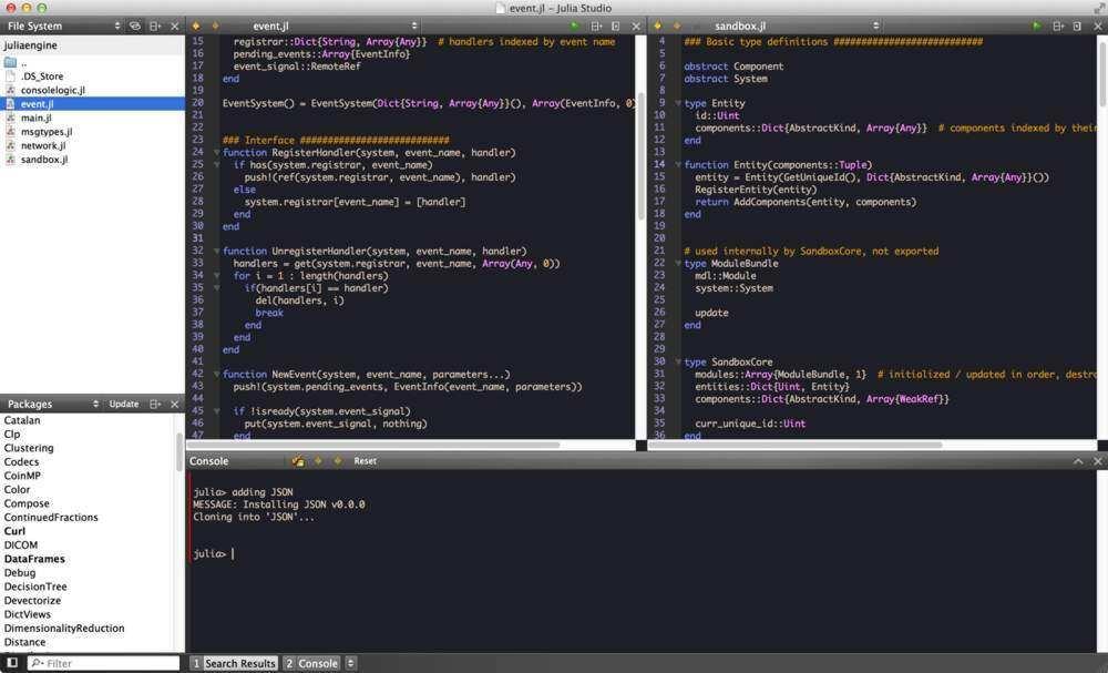 开发人员应该了解的五款Julia IDE