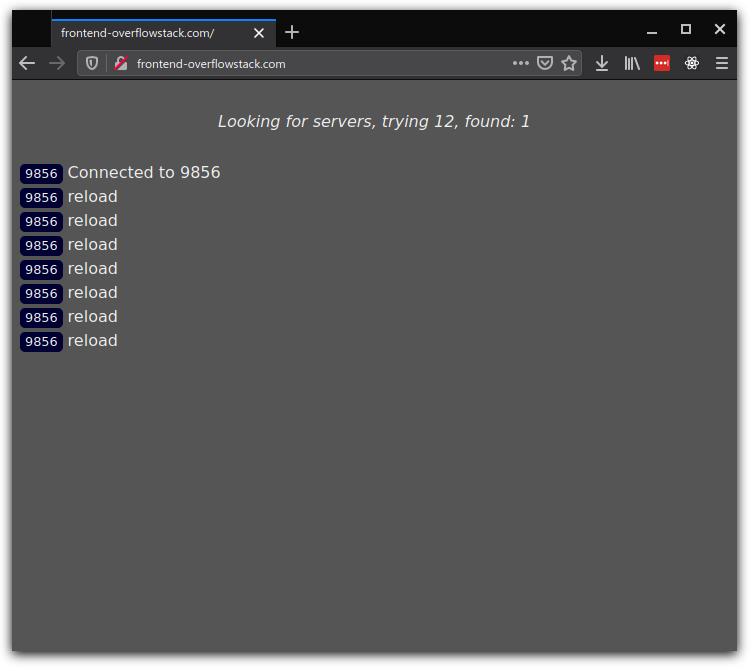 使用Websockets窃取开发人员的秘密