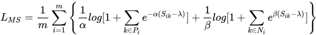 深度度量学习中的损失函数