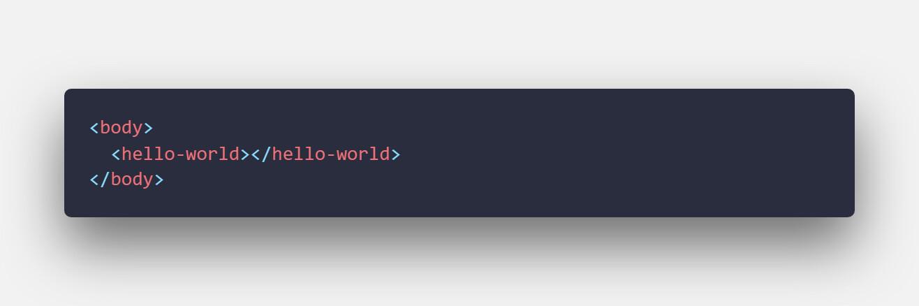 不用框架也能构建Web应用!