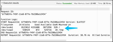 """使用AWS Lambda 的""""层 (Layer) """"功能实现依赖包管理"""
