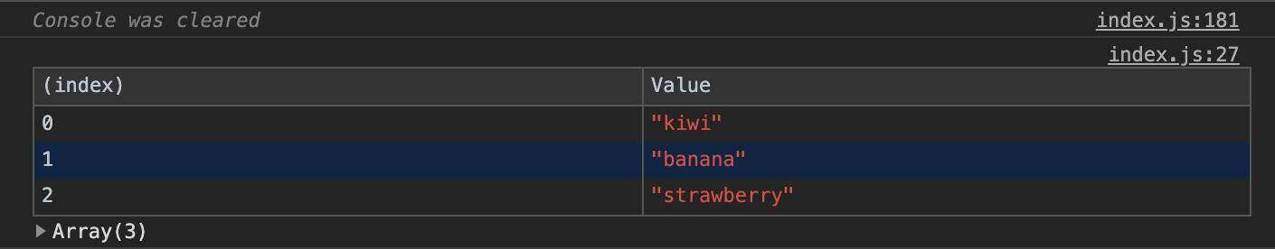巧用控制台,提升JavaScript调试性能