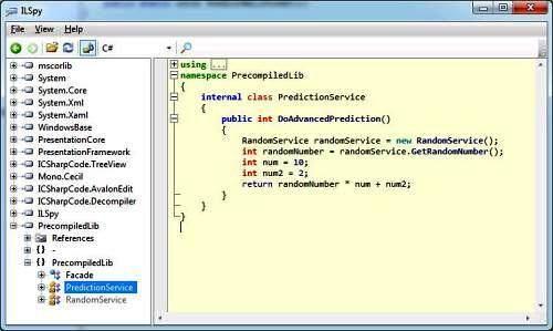 使用.NET Reflector单步调试编译好的程序集