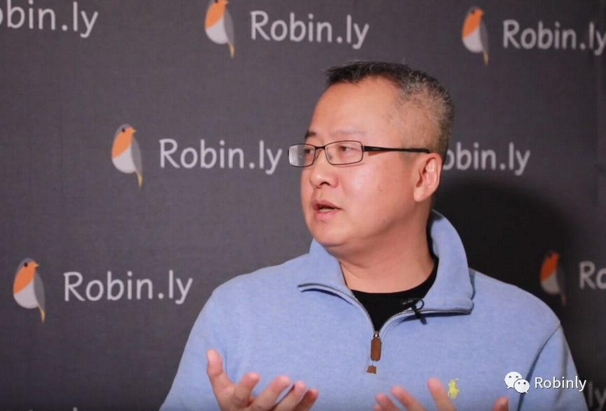 嬴彻科技CEO马喆人:构建智能卡车物流网络,引领自动驾驶落地