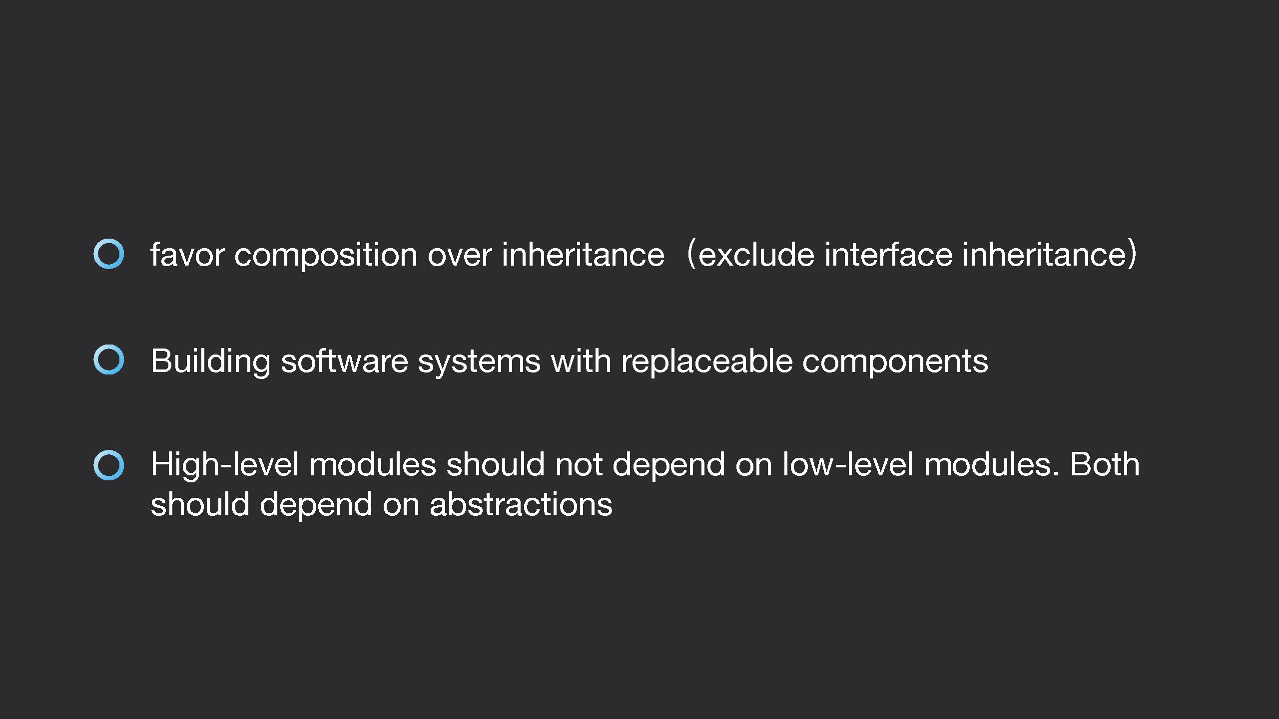 编程语言中的架构思考