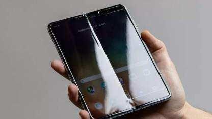 苹果申请折叠手机专利,你觉得折叠屏会成为潮流吗?| 话题