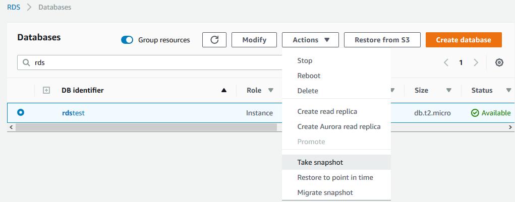 各种场景下从MySQL数据库迁移到Amazon Aurora