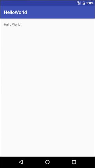 第一行代码:Android(2nd ed)(12):开始启程——你的第一行Android代码 1.3.3